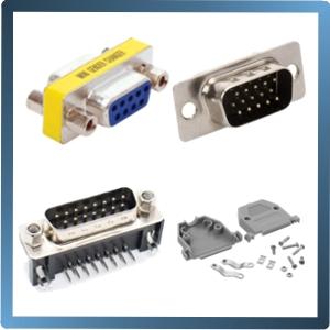 CONECTORES DB/DBSUB Y USB